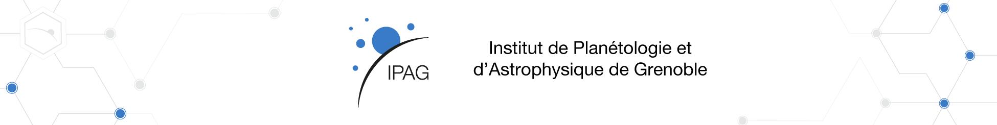 Institut De Planétologie D'astrophysique Grenoble Et shdtQr